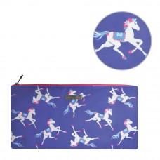 Thomas Cook Horses Print Pencil Case