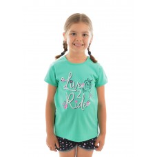 Thomas Cook Girls Live 2 Ride Tee