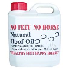No Feet No Horse Oil