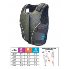 Smart Rider Body Protector Adults