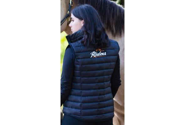 CA Riders Quilted Vest