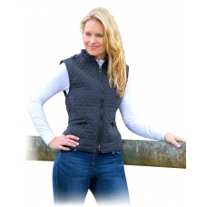 Club Quilted Vest Ladies