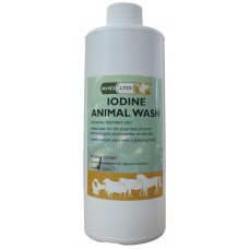 AHD Iodine Animal Wash