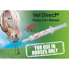 Vet Direct Trimax 3 in 1 Wormer