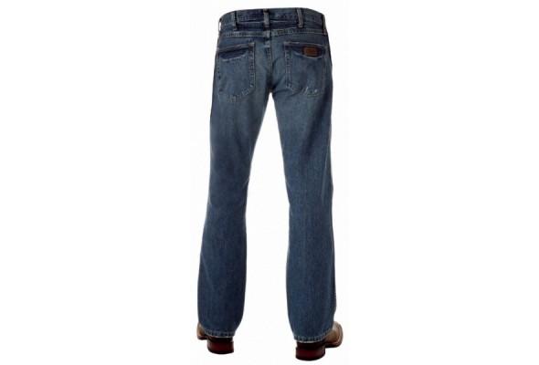 Wrangler Mens Retro Slim Boot Jean