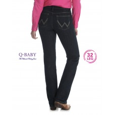 Wrangler Booty Up Q-Baby Jeans 32