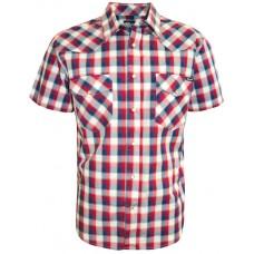 Wrangler Mns KilcoyCheck Shirt