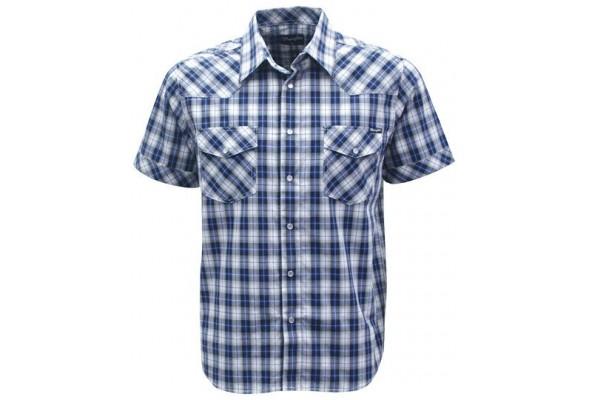 Wrangler Mens Pistol S/S Shirt