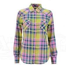 Wrangler L/S Rebecca Check Shirt