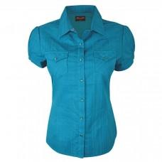 Wrangler S/S Paula Puff Shirt