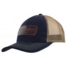 Wrangler Mens Edwards Trucker Cap