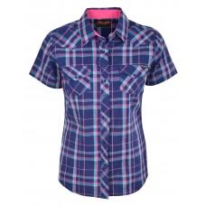 Wrangler Wmns Annie Check S/S Shirt