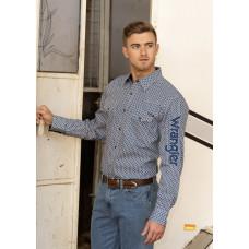 Wrangler Mens Gibson L/S Shirt