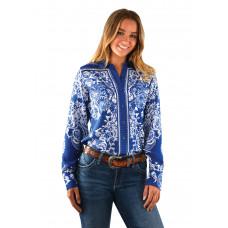 Wrangler Wmns Xena L/S Shirt