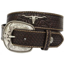 Wrangler Newton Leather Belt
