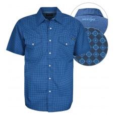 Wrangler Mens Morris S/S Shirt