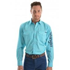 Wrangler Mens Magnus L/S Shirt