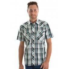 Wrangler Mens Alexander S/S Shirt