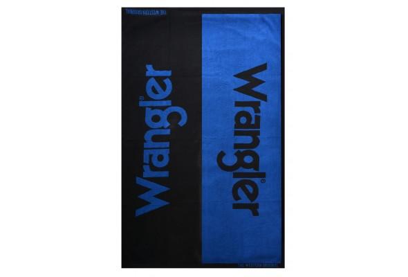 Wrangler Logo Towel