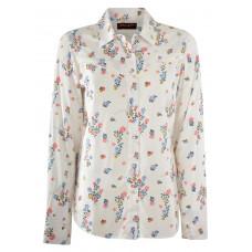 Wrangler Womens Western Polly Shirt