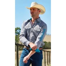 Wrangler Mens Atherton LS Shirt