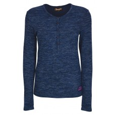 Wrangler Womens Celine L/S Top