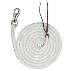 Zilco Training Lead Rope 12ft White